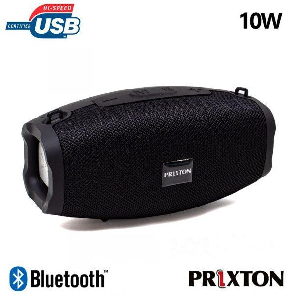 Altavoz Música Universal Bluetooth Marca Zeppelin Lite Mini Prixton (10W) 1