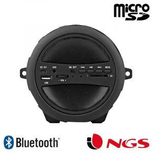 Altavoz Música Universal Bluetooth NGS Roller Flow (20W) 5