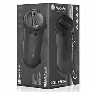 Altavoz Música Universal Bluetooth NGS Roller Flow (20W) 7