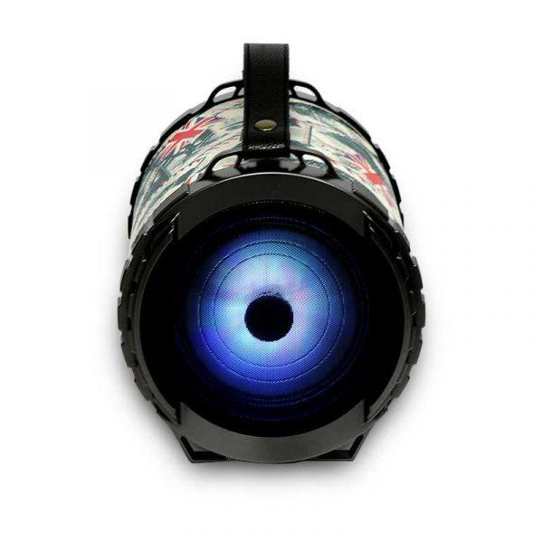 Altavoz Música Universal Bluetooth Omega Bazooka (20W) 2