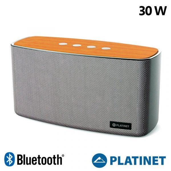 Altavoz Música Universal Bluetooth Platinet Fashion Deno (30W) 1