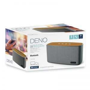 Altavoz Música Universal Bluetooth Platinet Fashion Deno (30W) 5