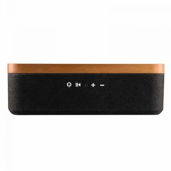Altavoz Música Universal Bluetooth Platinet Fashion Edition Bamboo (35W) 2