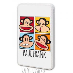 Bateria Externa Micro-usb Power Bank 6000 mAh Licencia Paul Frank 4