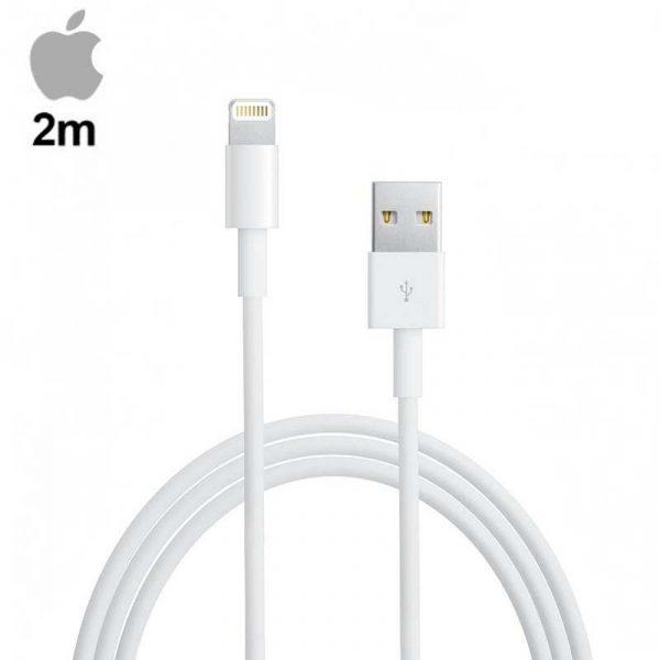 cable usb original iphone 5 5s 6 6 plus 7 7 plus ipad mini ipad 4 sin blister 2 metros