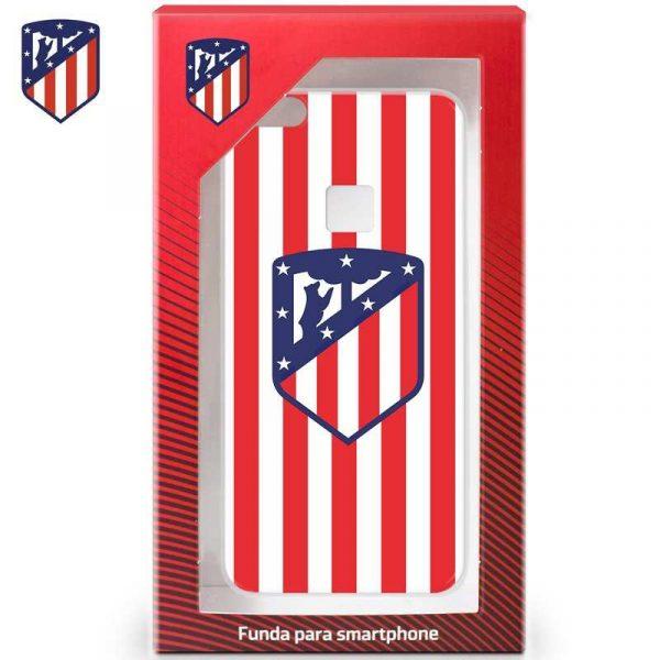 carcasa huawei p10 lite licencia futbol atletico madrid