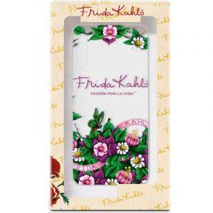carcasa huawei p20 pro licencia frida kahlo flores 1
