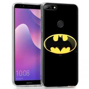 carcasa huawei y7 2018 honor 7c licencia dc batman 1