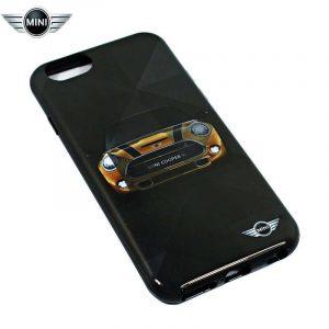 carcasa iphone 6 6s licencia mini cooper coche
