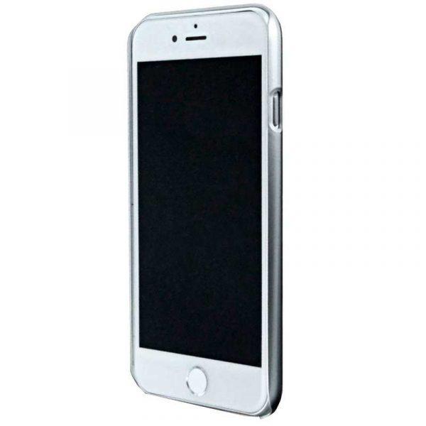 carcasa iphone 7 iphone 8 licencia mercedes benz aluminio rojo 1