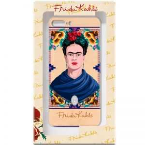 carcasa iphone 7 plus iphone 8 plus licencia frida kahlo woman 1