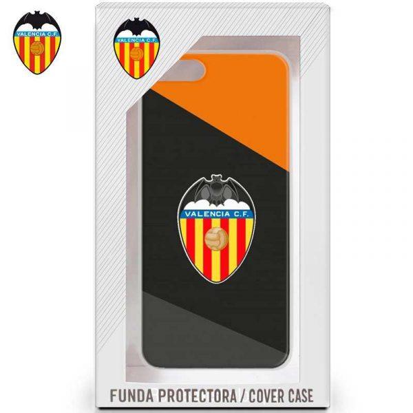 carcasa iphone 7 plus iphone 8 plus licencia futbol valencia cf 1
