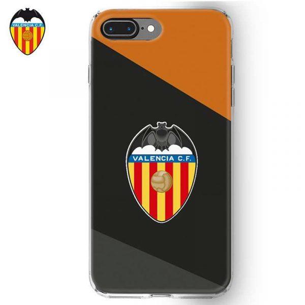 carcasa iphone 7 plus iphone 8 plus licencia futbol valencia cf