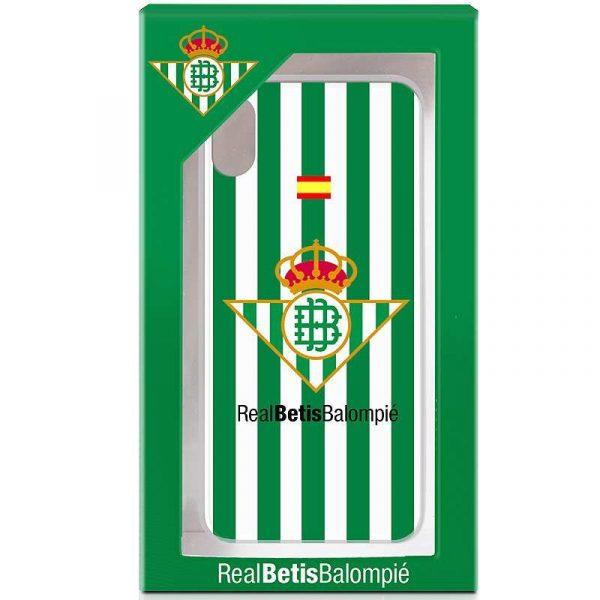 carcasa iphone x iphone xs licencia futbol real betis