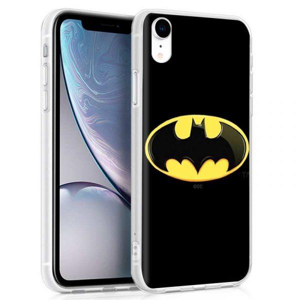 carcasa iphone xr licencia dc batman2
