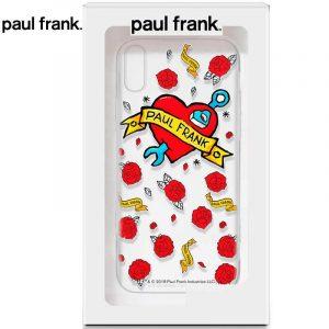 carcasa iphone xr licencia paul frank tattoo 1
