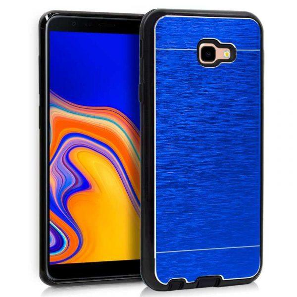 carcasa samsung j415 galaxy j4 plus aluminio azul