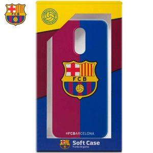 carcasa xiaomi redmi 5 plus licencia futbol fc barcelona blaugrana 1