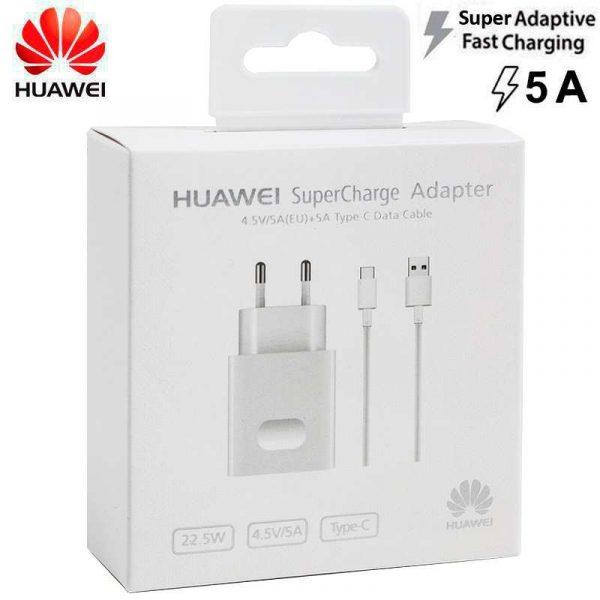 Cargador Red Original Huawei (Tipo C) Super Carga Rápida 5Amp (Con Blister) 1