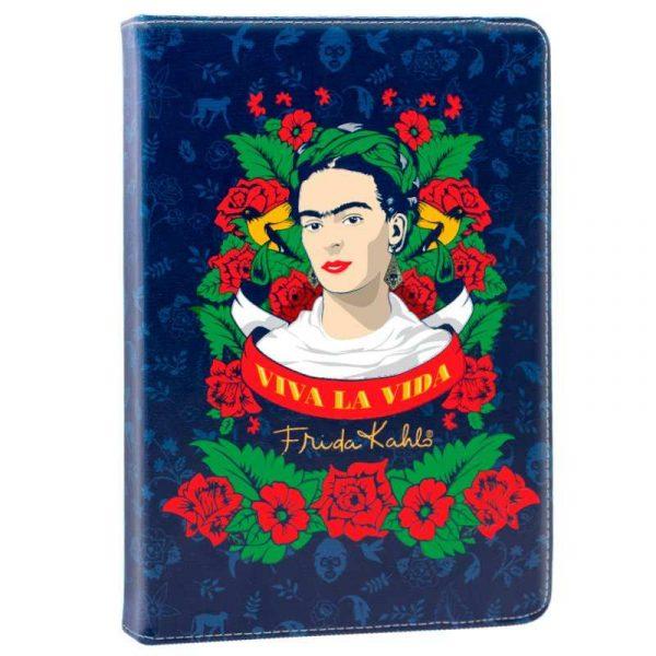 funda ebook tablet 10 pulgadas universal licencia frida kahlo woman 1
