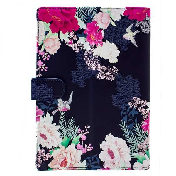 funda ebook tablet 7 pulgadas universal licencia accessorize flores 1