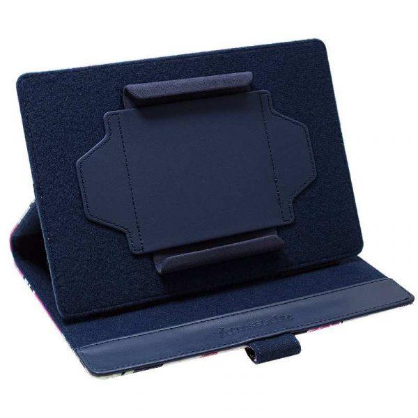 funda ebook tablet 7 pulgadas universal licencia accessorize flores