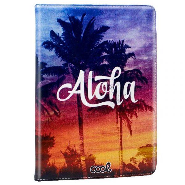 funda ipad 2 ipad 3 4 giratoria polipiel dibujos aloha soporte 1