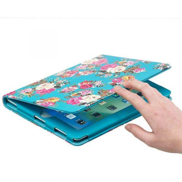 funda ipad 2 ipad 3 4 licencia accessorize flores 1