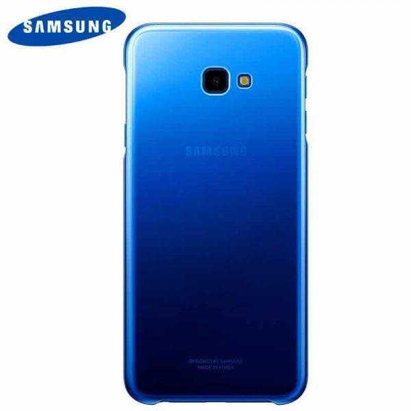 Funda Original Samsung J415 Galaxy J4 Plus Gradation Cover Trasera Blue (Con Blister) 1