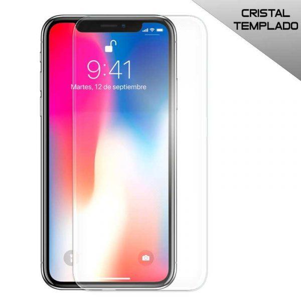 protector pantalla cristal templado iphone x iphone