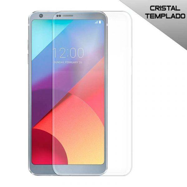 protector pantalla cristal templado lg g6 g6 plus