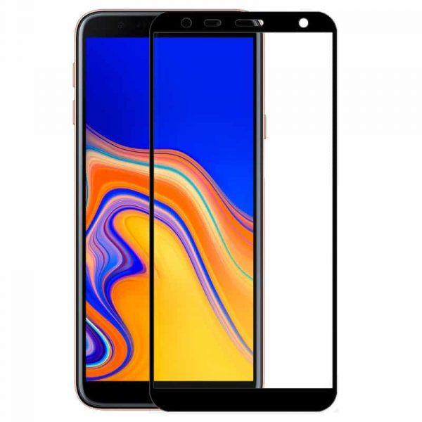 protector pantalla cristal templado samsung a750 galaxy a7 j415 galaxy j4 plus j6 plus full 3d negro