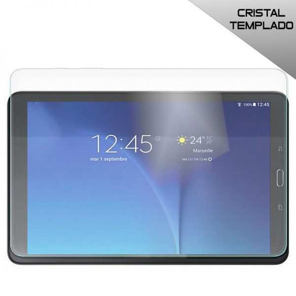 protector pantalla cristal templado samsung galaxy tab e t560 96 pulg