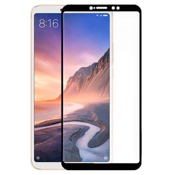 protector pantalla cristal templado xiaomi mi max 3 3d negro