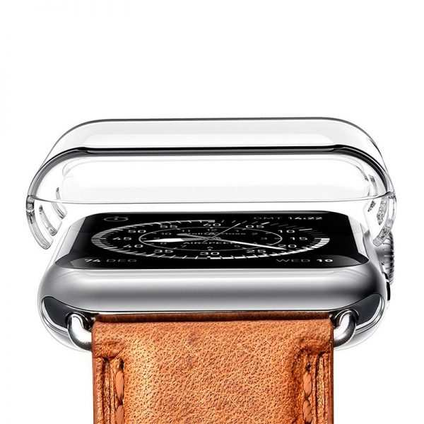 protector silicona apple watch series 1 2 3 42 mm