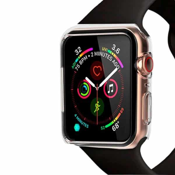 protector silicona apple watch series 4 40 mm