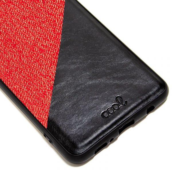 Carcasa Samsung A505 Galaxy A50 Bicolor Rojo 2