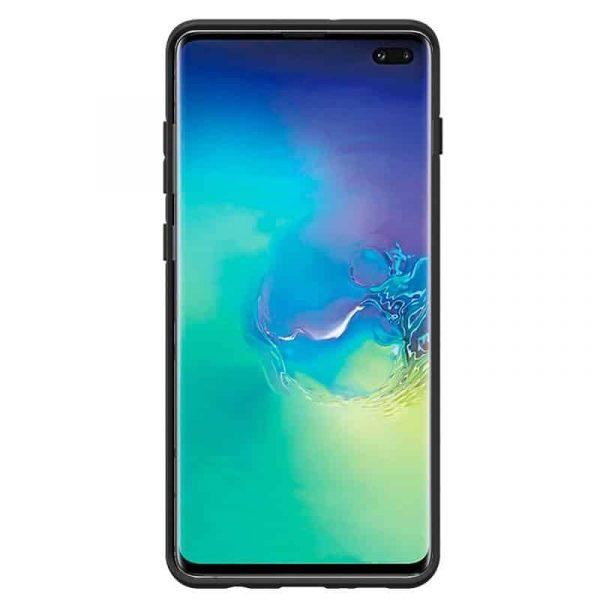 Carcasa Samsung G975 Galaxy S10 Plus Licencia Adidas Negro 3