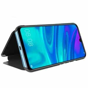 Funda Flip Cover Huawei P Smart (2019) / Honor 10 Lite Clear View Negro 3