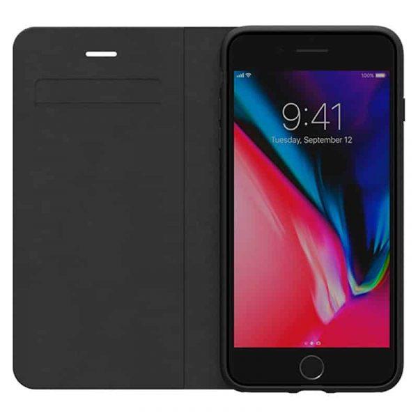 funda flip cover iphone 6 plus 6s plus licencia adidas negro4