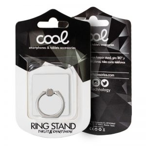soporte ring stand cool liso plata2