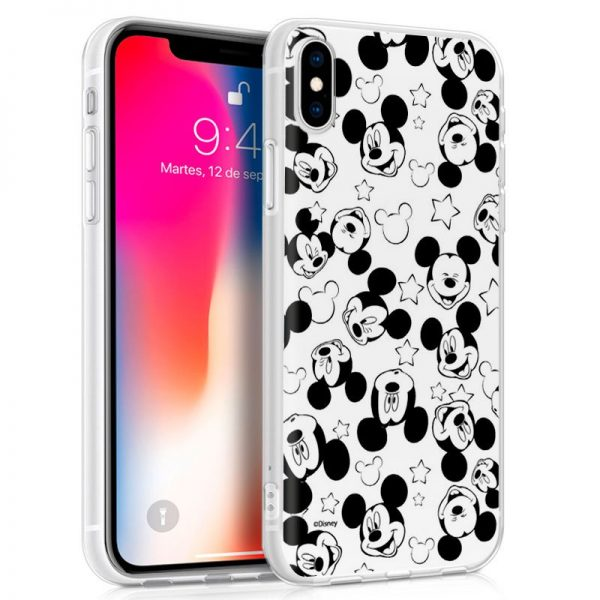 Carcasa iPhone X / iPhone XS Licencia Disney Mickey 1