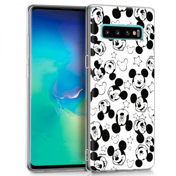 Carcasa Samsung G975 Galaxy S10 Plus Licencia Disney Mickey 1