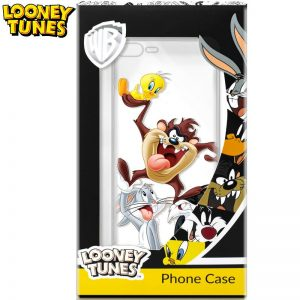 Carcasa iPhone 7 Plus / iPhone 8 Plus Licencia Looney Tunes Tazz 3