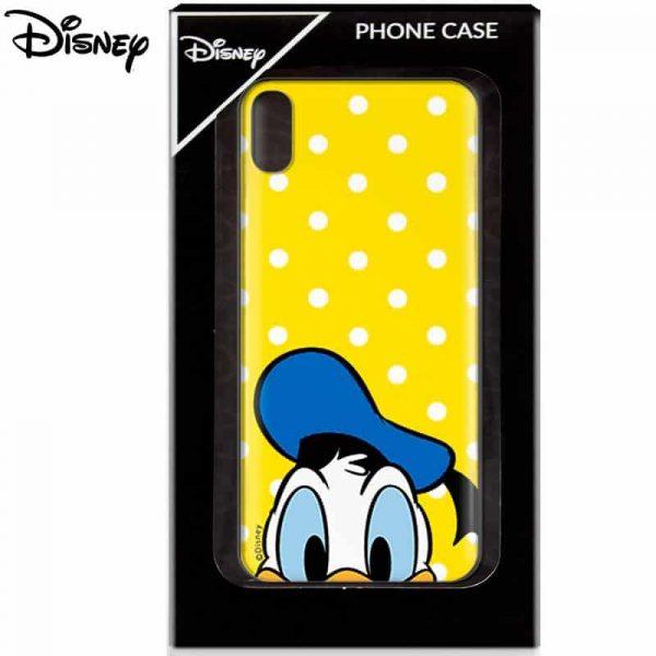 Carcasa IPhone X / IPhone XS Licencia Disney Donald 2