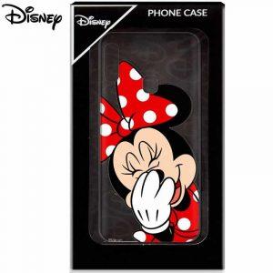 Carcasa Samsung Galaxy A40 Licencia Disney Minnie 3