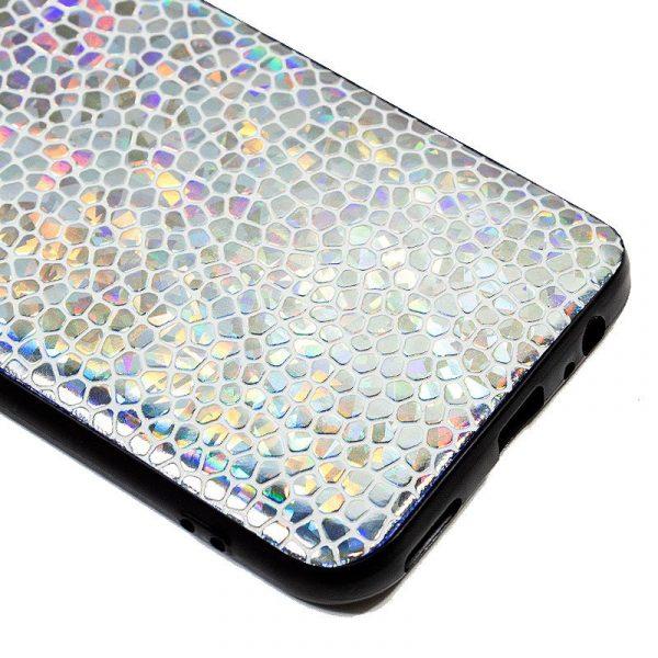 Carcasa Xiaomi Redmi 7 Brillo Plata 2