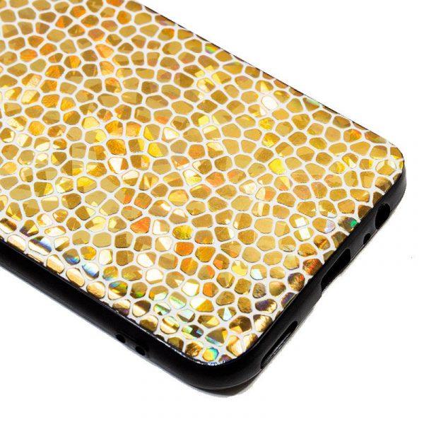 Carcasa Xiaomi Redmi Go Brillo Dorado 2