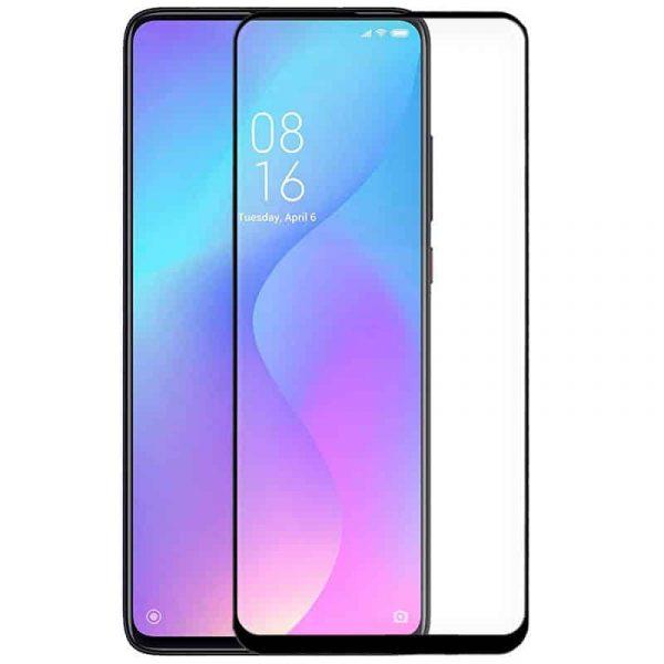 protector pantalla cristal templado xiaomi mi 9t full 3d negro