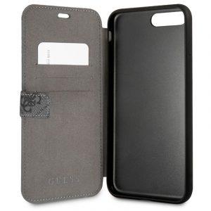 Funda Flip Cover iPhone 6 Plus / iPhone 7 Plus / 8 Plus Licencia Guess Tela 5